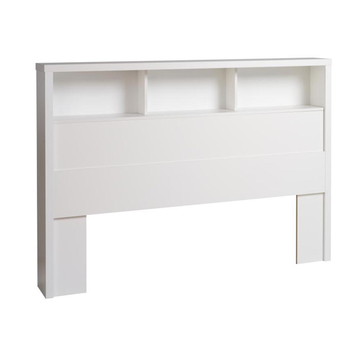 calla bookcase headboard