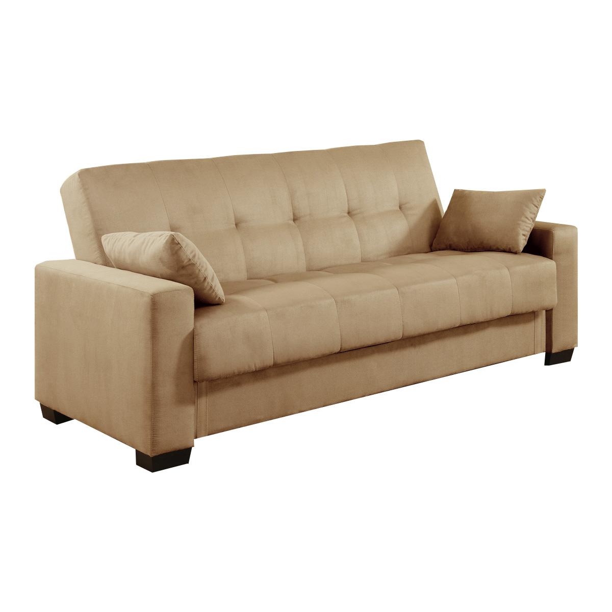 Napa convertible sofa bed beech ca npa jh set for Divan convertible