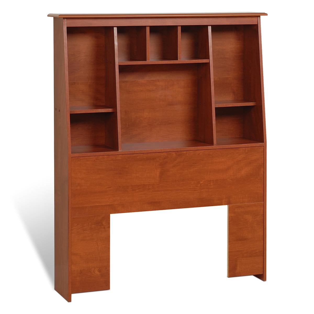 Prepac Slant-Back Bookcase Headboard