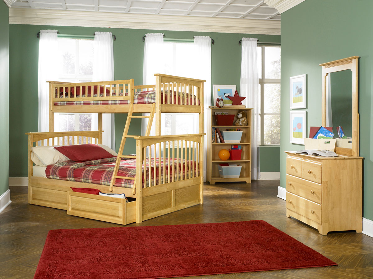 columbia bunk bed atlantic furniture columbia bunk bed with