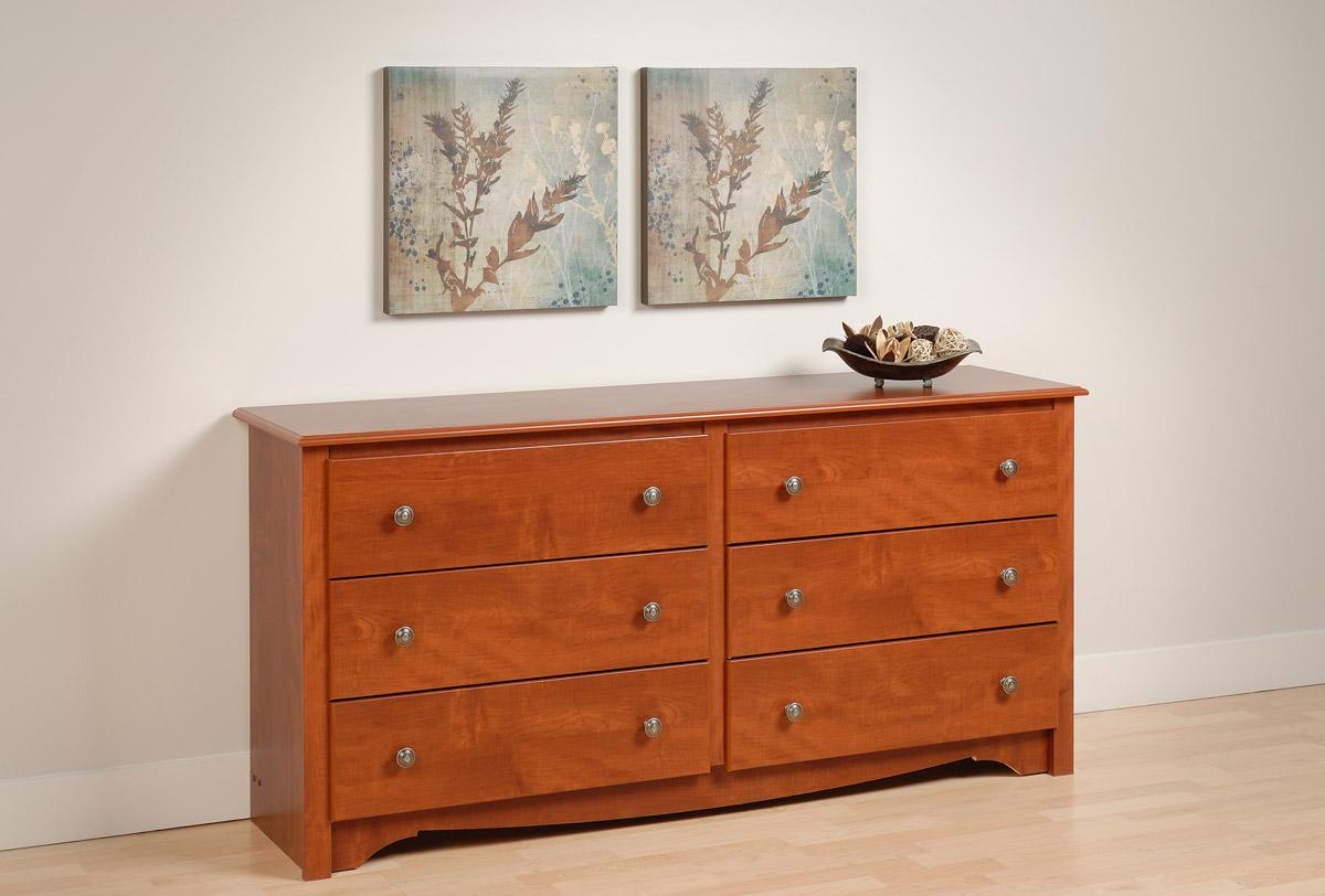 Napa Six Drawer Dresser