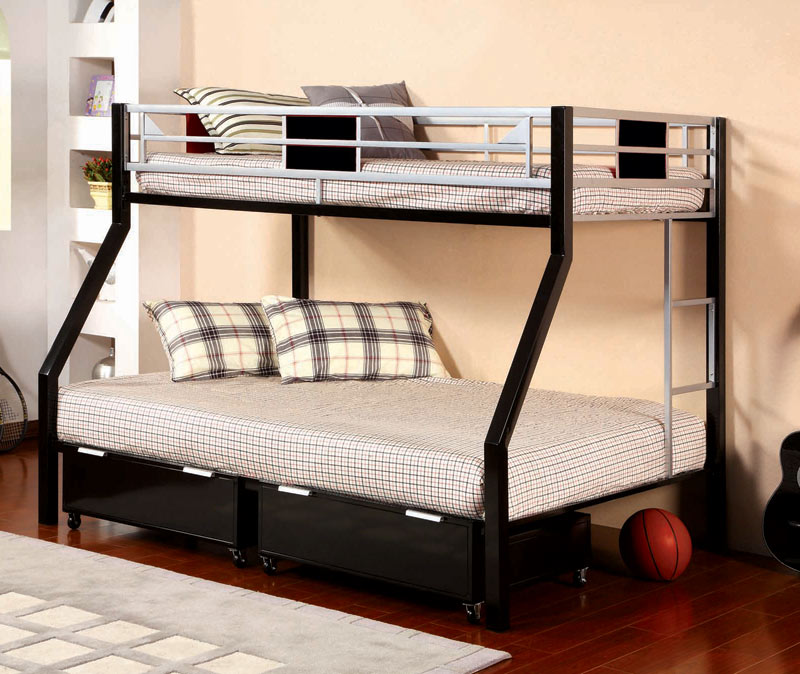 Go Mod Twin Full Bunk Bed