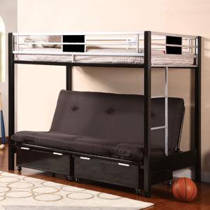 Go Mod Futon Loft Bed   KBL1068 ...
