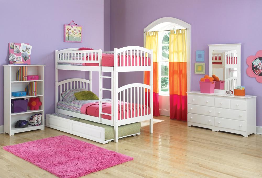 Mackenzie Platform Bunk Bed Platform Beds Online