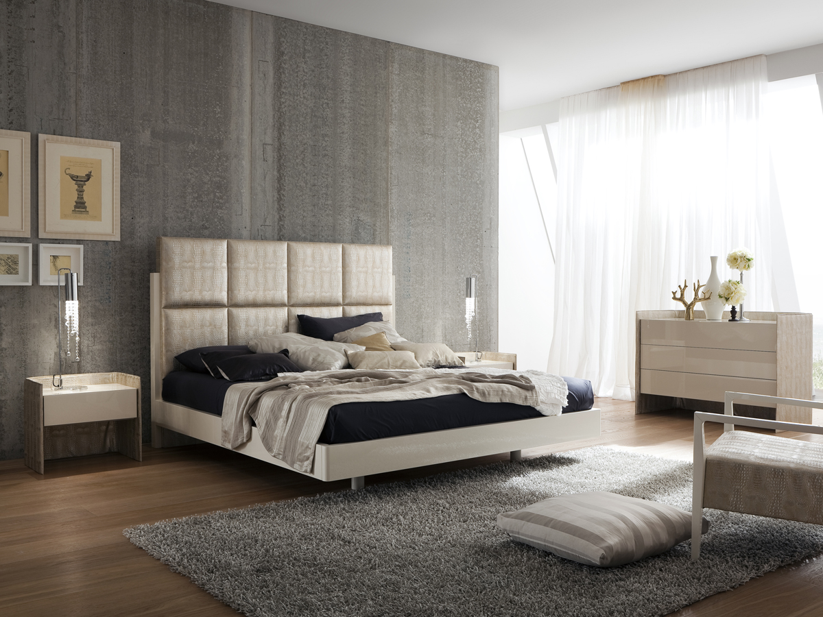 theron leather platform bed luxury and elegance is put into a beautiful package with the theron