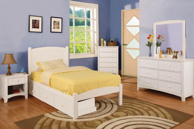 Annabelle platform bed for Gothic cabinet craft platform bed