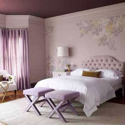 Pink Teen Girls Bedroom Idea