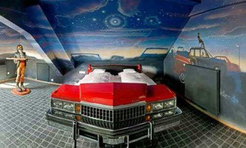 Cadillac Bed