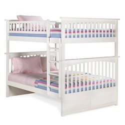 Columbia Full/Full Bunk Bed Columbia Full/Full Bunk Bed