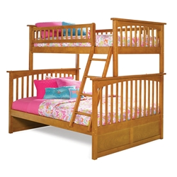 Columbia Twin/Full Bunk Bed Columbia Twin/Full Bunk Bed