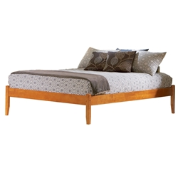 Classic Concord Platform Bed - Open Footrails Classic Concord Platform Bed - Open Footrails