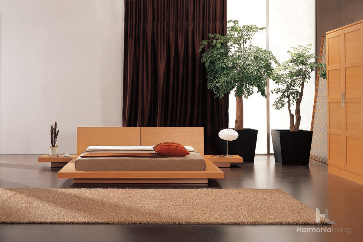 Feng shui bedroom tips for beginners platform beds for Feng shui bedroom designs