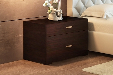 Society 2-Drawer Nightstand Society 2-Drawer Nightstand