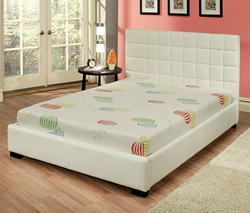 "Green Lullaby 7"" Memory Foam Mattress Green Lullaby 7"" Memory Foam Mattress"