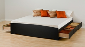 Augusta One Storage Platform Bed Augusta One Storage Platform Bed
