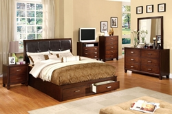 Bordain Platform Bed Create a stylish master bedroom that will be timeless in its beauty and functionality with our Bordain Platform Bed.
