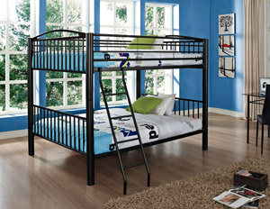 Gridiron Full/Full Boys Bunk Bed Gridiron Full/Full Boys Bunk Bed
