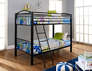 Gridiron Twin/Twin Boys Bunk Bed Gridiron Twin/Twin Boys Bunk Bed