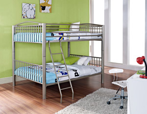 Gridiron Full/Full Girls Bunk Bed Gridiron Full/Full Girls Bunk Bed
