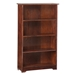 "Atlantic 55"" Bookcase - Antique Walnut C-69304 - C-69304"