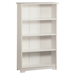 "Atlantic 55"" Bookcase - White C-69302 Atlantic 55"" Bookcase - White C-69302"