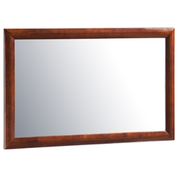 Atlantic Wall Mirror - Antique Walnut C-68004 Atlantic Wall Mirror - Antique Walnut C-68004
