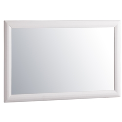 Atlantic Wall Mirror - White C-68002 Atlantic Wall Mirror - White C-68002