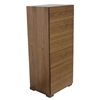 Blok 6-Drawer Chest - Walnut HL-BLOK-WAL-6CH Blok 6-Drawer Chest - Walnut HL-BLOK-WAL-6CH