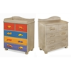 Boys Like Trucks 5-Drawer Chest - Grey RM15-BTG - RM15-BTG