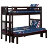 Cascade Twin/Full Bunk Bed AB63201 Cascade Twin/Full Bunk Bed AB63101