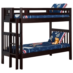 Cascade Twin/Twin Bunk Bed AB63101 Cascade Twin/Twin Bunk Bed AB63101