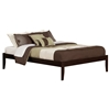 Concord Platform Bed with Open Footrails - Espresso Concord Platform Bed with Open Footrails - Espresso