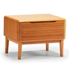 Currant 1-Drawer Nightstand - Caramel G0028 Currant 1-Drawer Nightstand - Caramel G0028