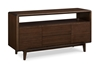Currant Media Console - Black Walnut G0034BL - G0034BL