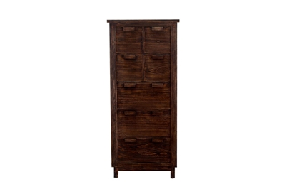 Delta Tower Dresser delta, dresser, modern, bedroom, furniture, rustic