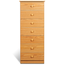 Edenvale 7-Drawer Chest - Oak OBD-2050-7 Edenvale 7-Drawer Chest - Oak OBD-2050-7