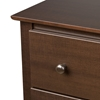 Fremont 5-Drawer Chest - Espresso EDC-3345-K - EDC-3345-K