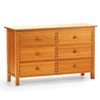 Hosta 6-Drawer Dresser GB0603 Hosta 6-Drawer Dresser GB0603