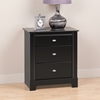 Kallisto 3-Drawer Nightstand BDNH-0339-1 - BDNH-0339-1
