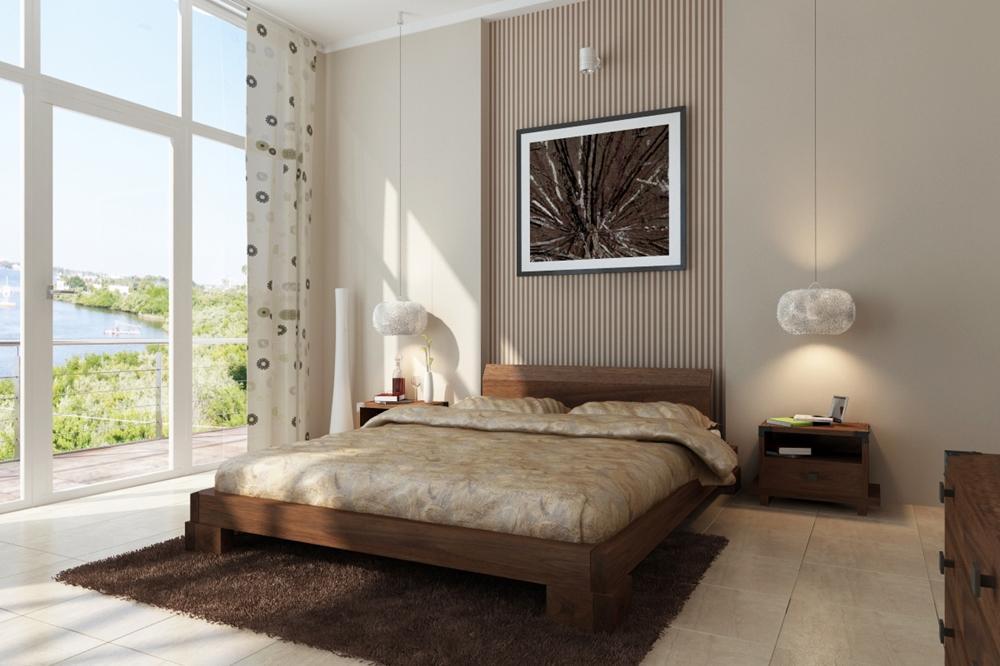kobe platform bed tansu modern design style bedroom furniture aesthetic philosophy minimal sleek affordable high quality
