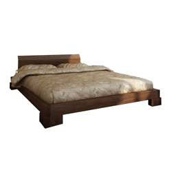 kobe platform bed king platform bed asian platform bed contemporary platform bed