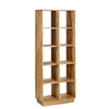 LAX Series 2x5 Bookcase LAX.29.72.15.W LAX Series 2x5 Bookcase LAX.29.72.15.W