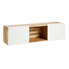 LAX Series 3x Wall-Mounted Shelf LAX.58.13.14.WC.WALL - LAX.58.13.14.WC.WALL