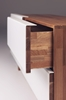 LAX Series 4-Drawer Dresser LAX.58.21.26.W - LAX.58.21.26.W