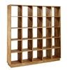 LAX Series 5x5 Bookcase LAX.72.72.15.W.3 LAX Series 5x5 Bookcase LAX.72.72.15.W.3
