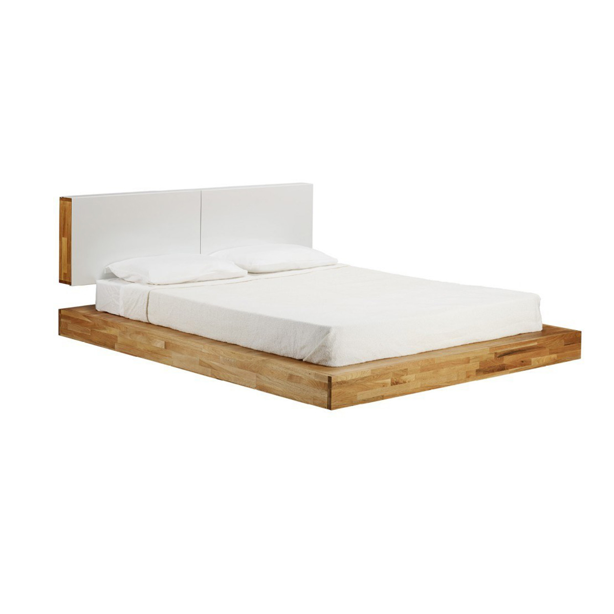 queen full diy platform bed plans simple pedestal build wood size frame bedroom wooden design large of