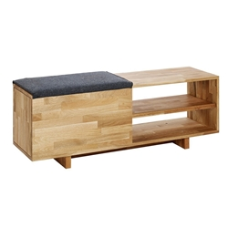 LAX Series Storage Bench LAX.48.17.14 LAX Series Storage Bench LAX.48.17.14
