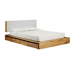 LAX Series Storage Platform Bed LAX Series Storage Platform Bed