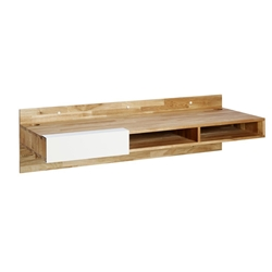 LAX Series Wall-Mounted Desk LAX.58.20.15.W.WC LAX Series Wall-Mounted Desk LAX.58.20.15.W.WC