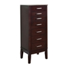 Lexington Jewelry Armoire Modern and sophisticated describes the Lexington Jewelry Armoire perfectly.